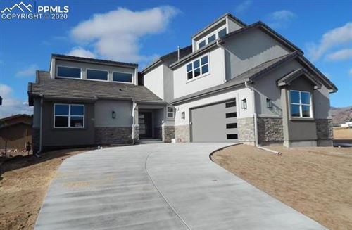 Photo of 3080 Cathedral Park View, Colorado Springs, CO 80904 (MLS # 4539878)