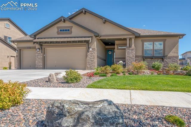Photo for 12836 Pensador Drive, Colorado Springs, CO 80921 (MLS # 5034878)