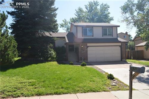 Photo of 2830 Roundtop Drive, Colorado Springs, CO 80918 (MLS # 4923880)