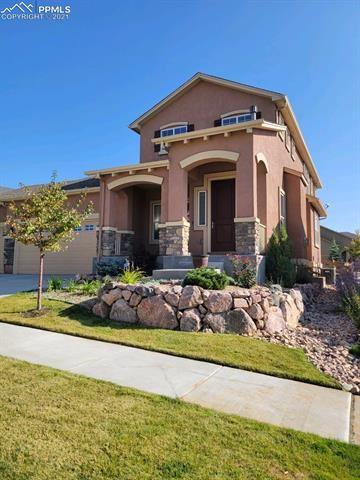 9123 Jasper Falls Place, Colorado Springs, CO 80924 - #: 1407880