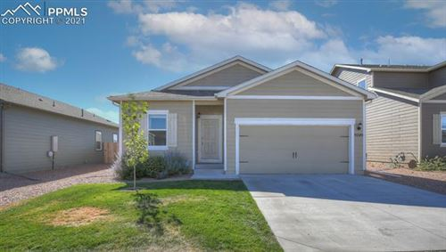 Photo of 9749 Chalkstone Lane, Colorado Springs, CO 80925 (MLS # 6509881)