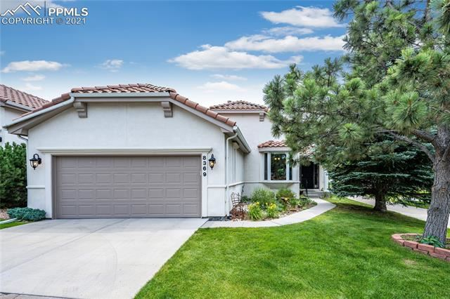 8369 Twinberry Point, Colorado Springs, CO 80920 - #: 2521881