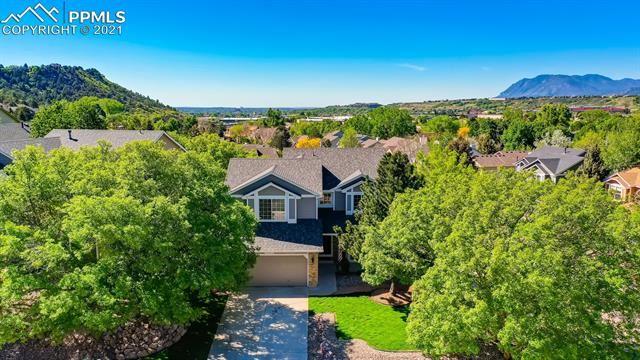1645 Bandedrock Court, Colorado Springs, CO 80919 - #: 7005884