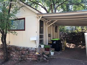 Photo of 7 Ute Trail, Manitou Springs, CO 80829 (MLS # 3785885)