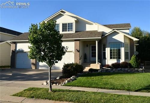 Photo of 1362 Lily Lake Drive, Colorado Springs, CO 80921 (MLS # 6510885)
