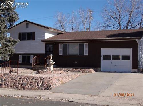 Photo of 707 Lansing Drive, Colorado Springs, CO 80909 (MLS # 6913885)
