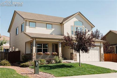 Photo of 7678 Colorado Tech Drive, Colorado Springs, CO 80915 (MLS # 1206886)