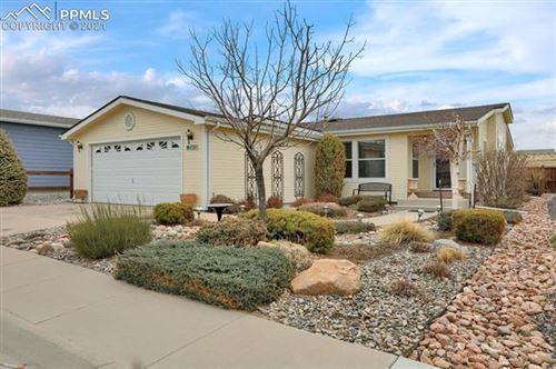 Photo of 4384 Gray Fox Heights, Colorado Springs, CO 80922 (MLS # 2328886)