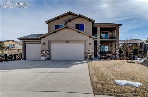 Photo of 6555 Myrtle Creek Drive, Colorado Springs, CO 80927 (MLS # 5273886)