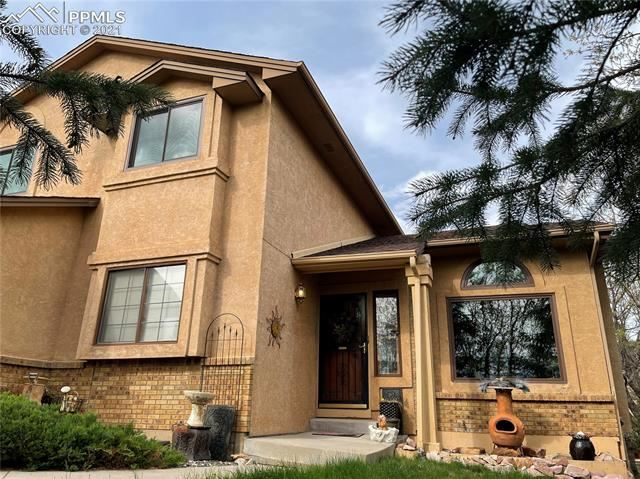 250 Wuthering Heights Drive, Colorado Springs, CO 80921 - #: 3628887