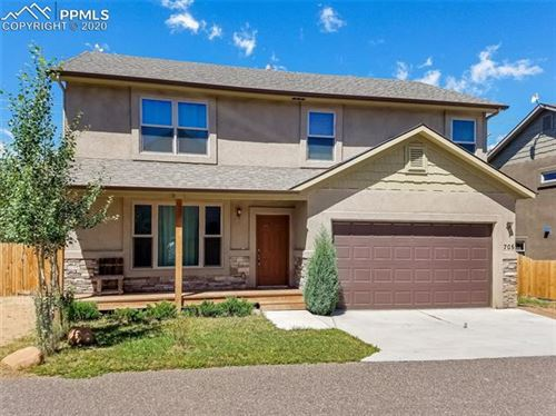 Photo of 705 Valley View Drive, Woodland Park, CO 80863 (MLS # 9690888)