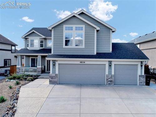 Photo of 4834 Jedediah Smith Road, Colorado Springs, CO 80922 (MLS # 9710888)