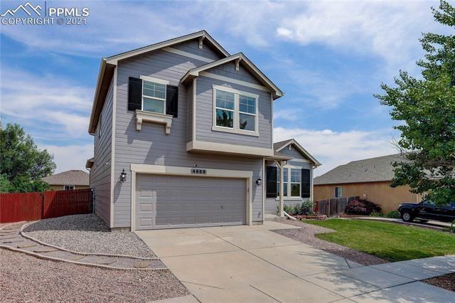 4669 Hidden River Drive, Colorado Springs, CO 80922 - #: 1013888