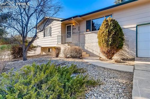 Photo of 3714 Anemone Circle, Colorado Springs, CO 80918 (MLS # 5805889)