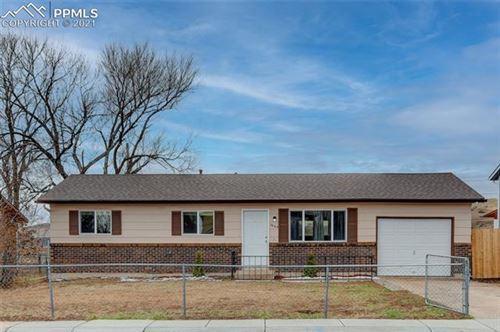 Photo of 1664 Kensington Drive, Colorado Springs, CO 80906 (MLS # 8822890)