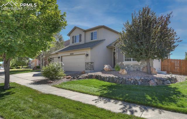 7185 Gardenstone Drive, Colorado Springs, CO 80922 - #: 7543890