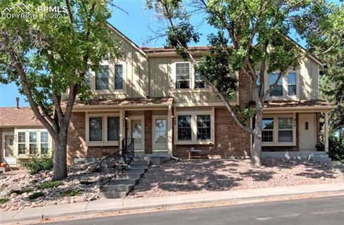 Photo of 468 Rolling Hills Drive, Colorado Springs, CO 80919 (MLS # 3060891)