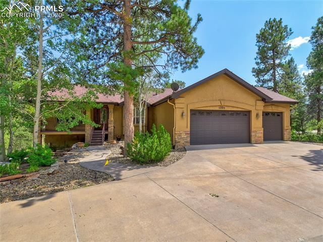 Photo for 5005 Chipita Pines Drive, Cascade, CO 80809 (MLS # 1122891)