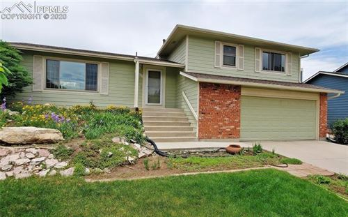 Photo of 3460 Ashwood Circle, Colorado Springs, CO 80906 (MLS # 3574892)