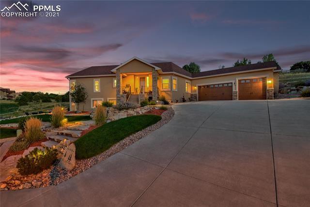 12427 Oak Hollow Court, Colorado Springs, CO 80921 - #: 6294892