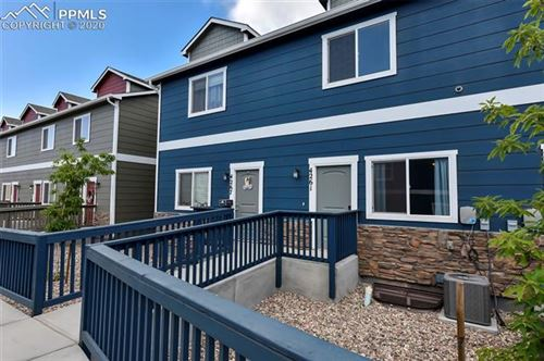 Photo of 4261 Perryville Point, Colorado Springs, CO 80911 (MLS # 1259893)