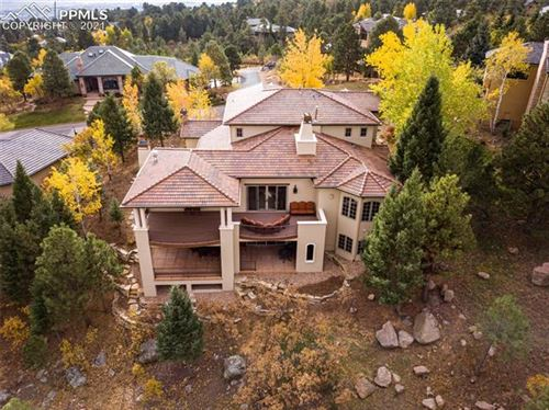 Tiny photo for 4687 Stone Manor Heights, Colorado Springs, CO 80906 (MLS # 7292894)