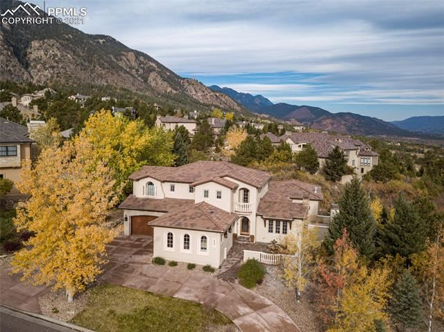 Photo for 4687 Stone Manor Heights, Colorado Springs, CO 80906 (MLS # 7292894)