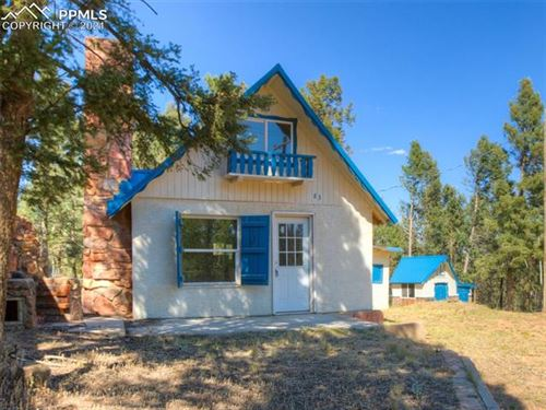 Photo of 83 Gentian Road, Woodland Park, CO 80863 (MLS # 3555895)