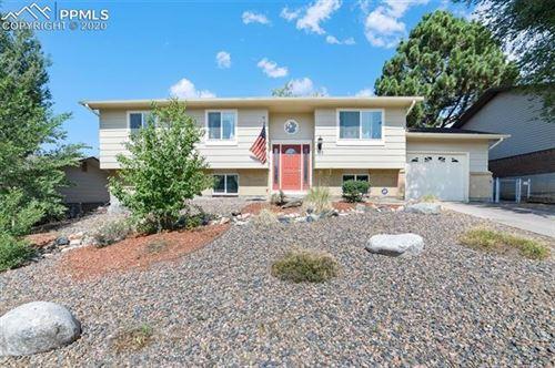 Photo of 713 Raemar Drive, Colorado Springs, CO 80911 (MLS # 5709895)