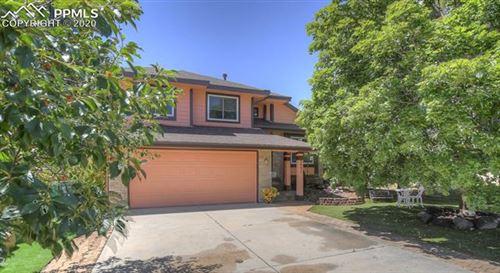 Photo of 3495 Birnamwood Drive, Colorado Springs, CO 80920 (MLS # 9524895)