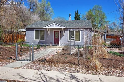Photo of 2208 E Willamette Avenue, Colorado Springs, CO 80909 (MLS # 9670895)