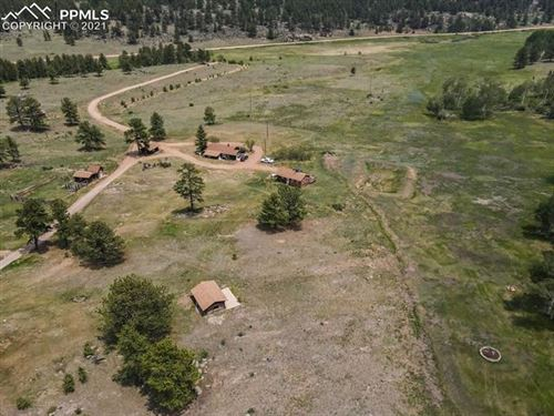 Photo of 1410 County Road 90 Road, Lake George, CO 80827 (MLS # 8199896)