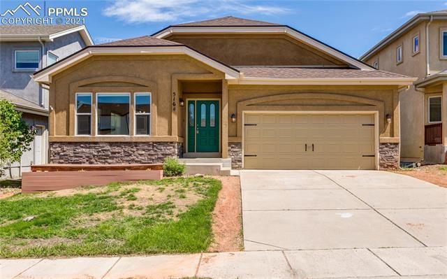 5164 Balsam Street, Colorado Springs, CO 80923 - #: 1433896