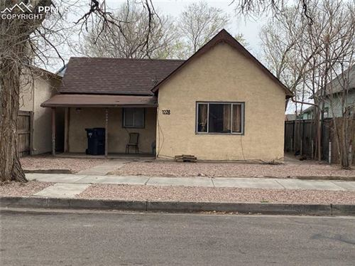 Photo of 1228 Spruce Street, Pueblo, CO 81004 (MLS # 2031898)