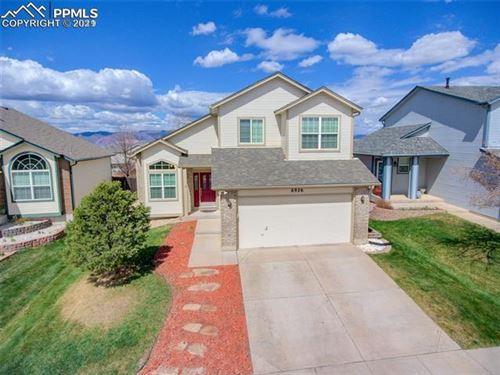 Photo of 6926 Grand Prairie Drive, Colorado Springs, CO 80923 (MLS # 9643898)