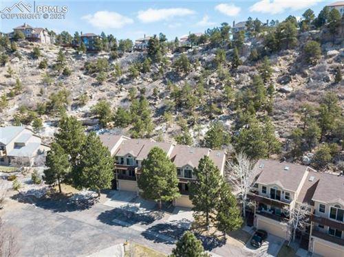Photo of 1415 Ledge Rock Terrace, Colorado Springs, CO 80919 (MLS # 4495899)