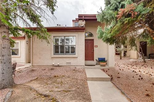 Photo of 555 Autumn Crest Circle #F, Colorado Springs, CO 80919 (MLS # 6596899)