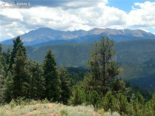 Photo of 8743 High Mark Point, Woodland Park, CO 80863 (MLS # 9890899)