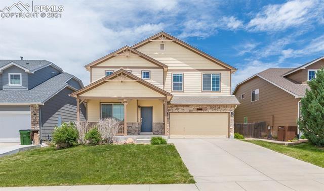2052 Dewhirst Drive, Colorado Springs, CO 80951 - #: 6655899
