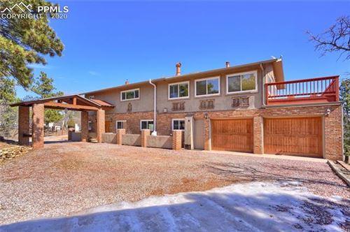 Photo of 2515 Constellation Drive, Colorado Springs, CO 80906 (MLS # 5985901)