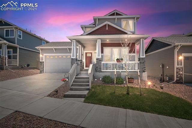 1449 Grand Overlook Street, Colorado Springs, CO 80910 - #: 1670901