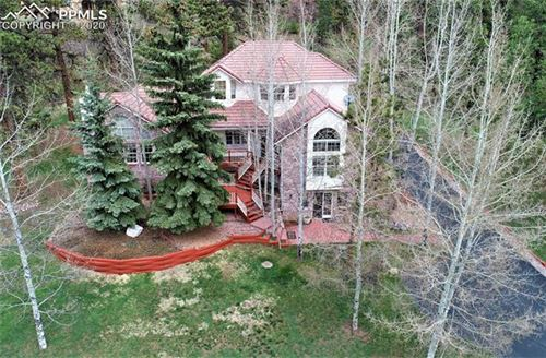 Photo of 1000 Sun Valley Drive, Woodland Park, CO 80863 (MLS # 2361902)