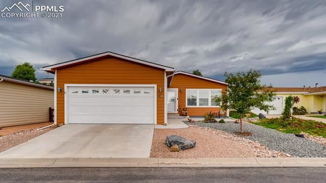 4407 Blue Grouse Point, Colorado Springs, CO 80922 - #: 3525902