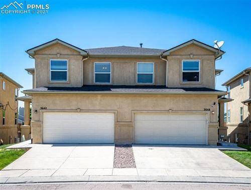 Photo of 3642 Venice Grove, Colorado Springs, CO 80910 (MLS # 5378903)
