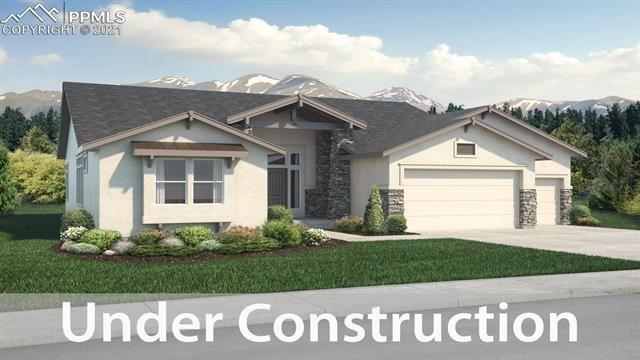 11807 Koenig Drive, Colorado Springs, CO 80921 - #: 3406903