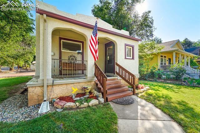 1032 W Pikes Peak Avenue, Colorado Springs, CO 80904 - #: 4643906