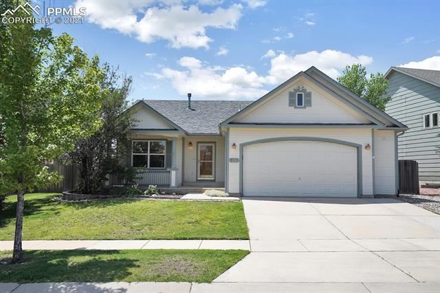 5010 Squirreltail Drive, Colorado Springs, CO 80920 - #: 8432906