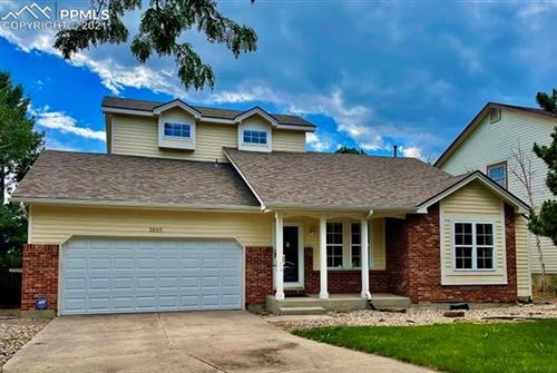 Photo of 3865 Hickory Hill Drive, Colorado Springs, CO 80906 (MLS # 6142907)