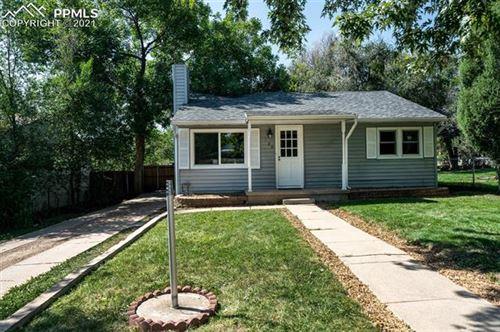 Photo of 728 Bonfoy Avenue, Colorado Springs, CO 80909 (MLS # 1527908)