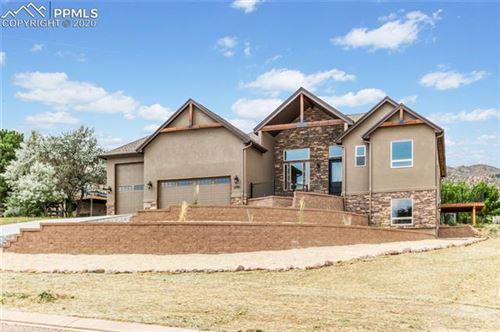 Photo of 2750 Brogans Bluff Drive, Colorado Springs, CO 80919 (MLS # 6185908)